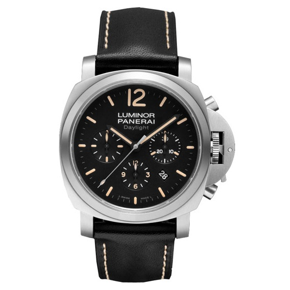 Panerai Luminor Chrono Daylight 44mm Replica Watch Review