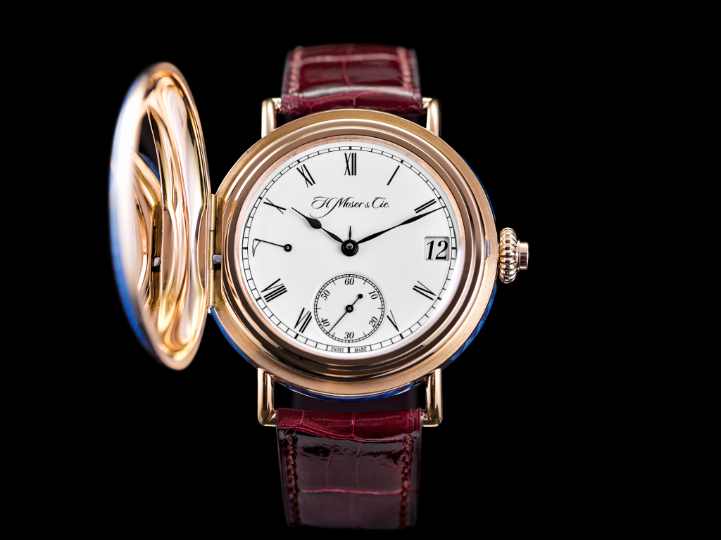 Replica H.Moser & Cie. new releases for SIHH 2016 give you a surprise