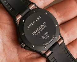 Bvlgari Diagono Magnesium Concept Replica Smart Watch Releases