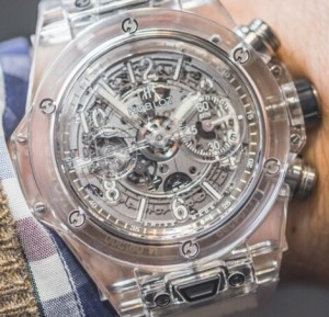 Luxury And Low Price Hublot Big Bang Unico Sapphire Replica Watches For Men
