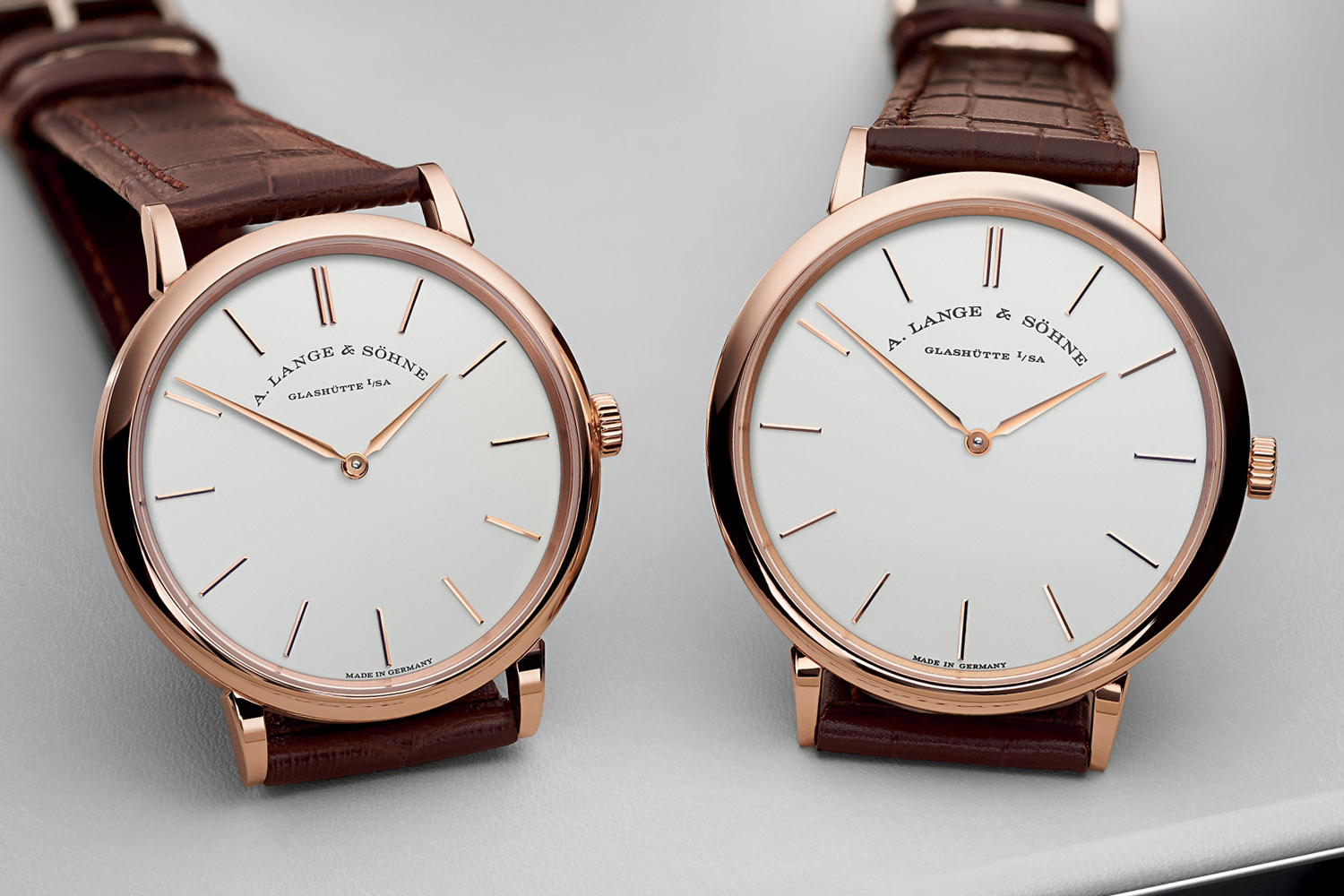 A.Lange & Sohne Presents The New Saxonia Thin 37mm Replica Watch