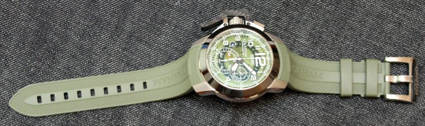 Graham Chronofighter Oversize Target Mens Replica Watch Review