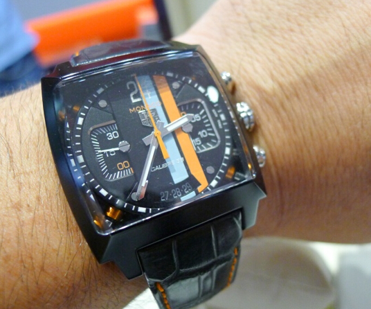 Hands-on With Replica TAG Heuer Monaco 24 Calibre 36 Mens Watch