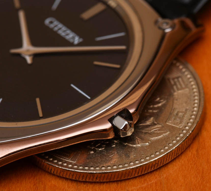 First Look At The Thinnest High Quality Citizen Eco-Drive One Replica Watch