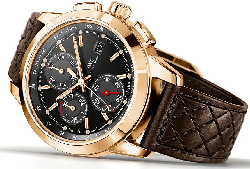 Presenting The New IWC Ingenieur Chronograph 42mm Replica