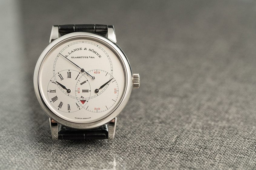 Show You The A. Lange & Söhne Richard Lange Jumping Seconds Replica