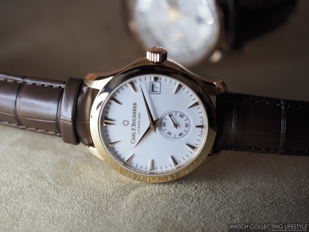 Detailed Review With The New Carl F. Bucherer Manero Peripheral Replica