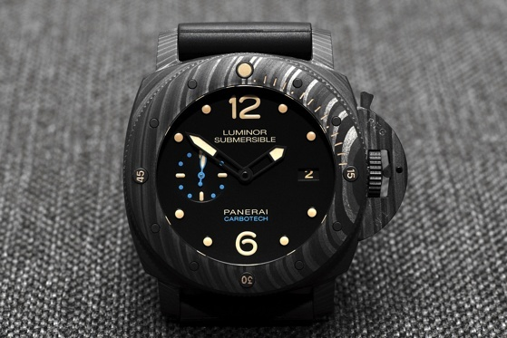 Panerai Luminor Submersible 1950 Carbotech 3 Days Automatic 47mm Replica