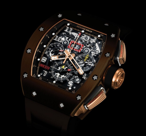 A Complete Guidebook On Richard Mille RM 011 Silicon Nitride Mens Watch