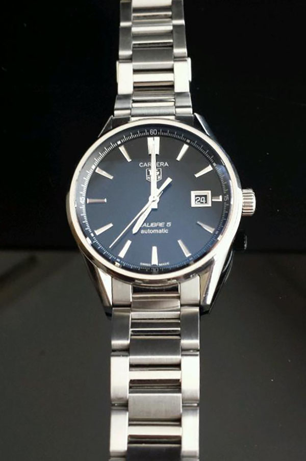 Detailed Review With The Tag Heuer Calibre 5 Replica