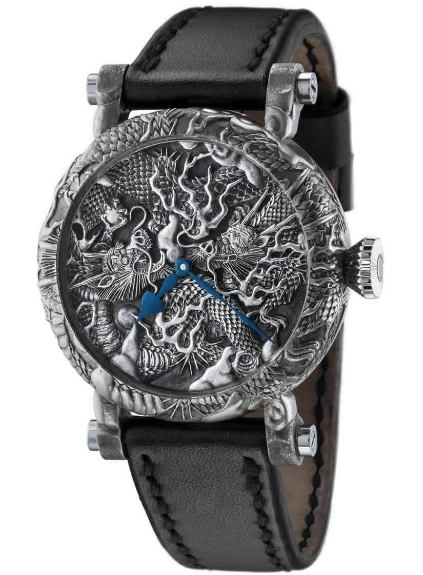 Hands-On With Peter Speake-Marin Kennin-ji Temple Masters Project Replica