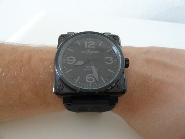 Introduce You The Top 3 Of Bell & Ross Carbon Replica Watches