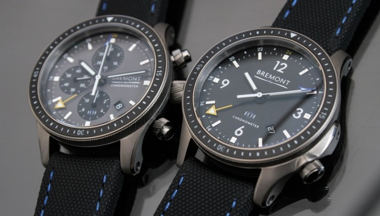 Bremont Boeing Model 1, Model 247 Ti-GMT Replica Watches On Discount
