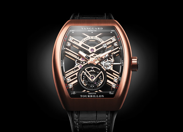 Franck Muller Vanguard Skeleton Tourbillon and Vanguard Grande Date Replica