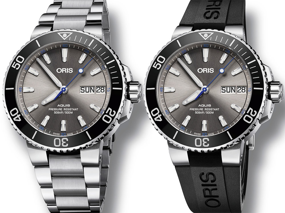 Limited Edition Watch Series:Oris Hammerhead Men's Replica Watch