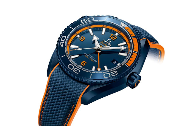 "A Review Of Omega Seamaster Planet Ocean ""Big Blue"" Men's Rpelica"
