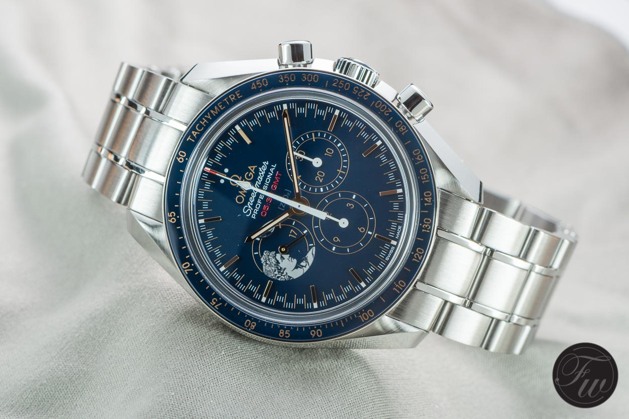Take A Look At The Omega Speedmaster Apollo Replica