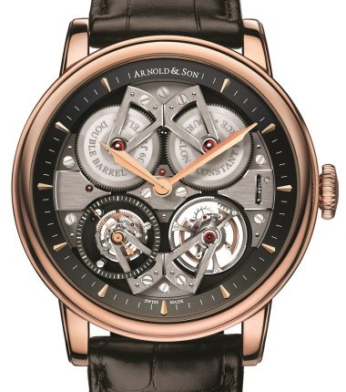 Arnold & Son Constant Force Tourbillon Watch Watch Releases